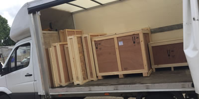 Warehousing Truck